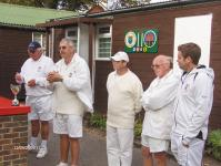 Golf Croquet Intercounties: Bill Arliss, Don Beck and the Surrey Team