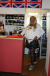 Ladies Day: The new Southwick barmaid