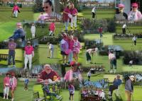 Charity One-Ball: One ball event collage