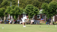 CA GC Open Championship: Bamford in play (photo: Ray Hall)