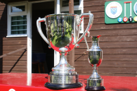 CA GC Open Championship: Trophies (photo: Ray Hall)