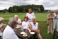 Alternate Strokes Doubles Competition: Some of the players (photo: Ray Hall)