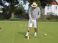 Summer tournament: Clive Hayton