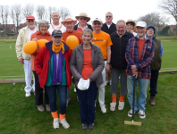 One-ball event for Myeloma Charity (photo: Ray Hall