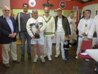 The Counties Winners: Nottingham (photo: Ray Hall
