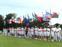 GC Worlds opening ceremony (photo: Ray Hall)